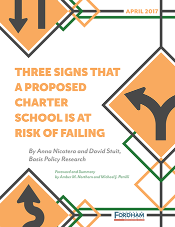 """""""Child-Centered"""" Charters at Risk of Failure?"""