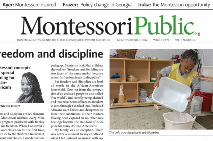 MontessoriPublic - Winter 2019