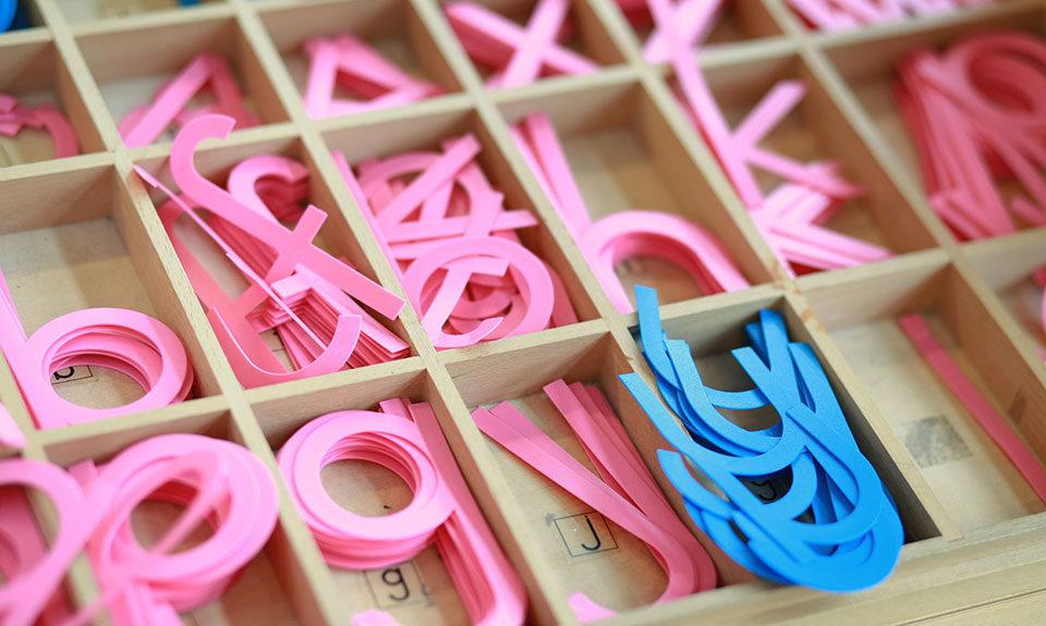 Say yes: opening doors to Montessori