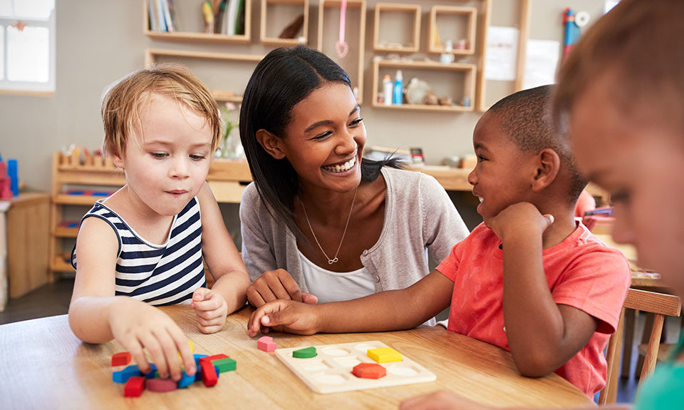 Advancing equity in public Montessori