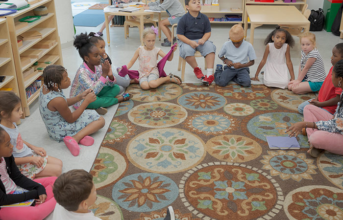 Equity aligned practices in Montessori math