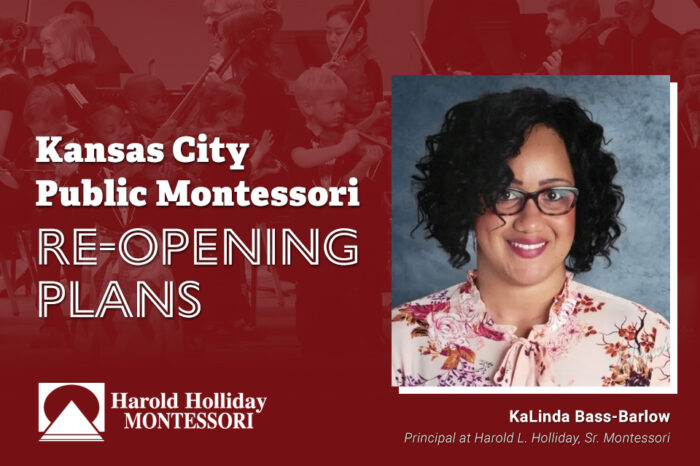 Kansas City Public Montessori Re-Opening Plans