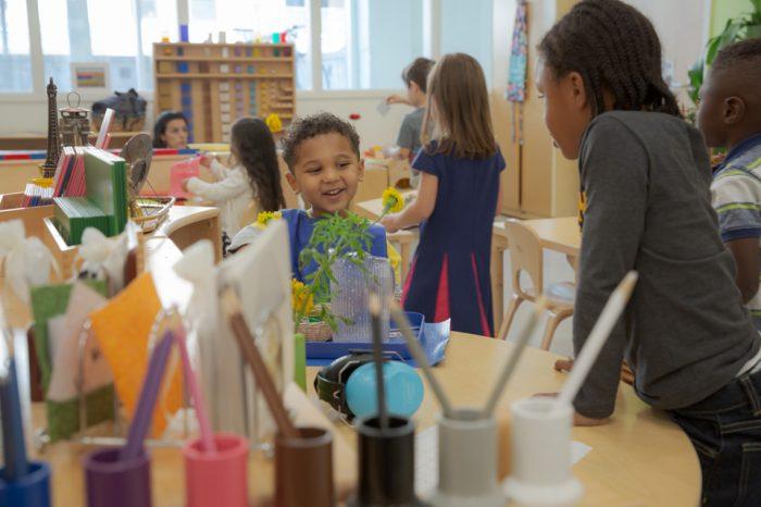 Montessori - Focusing on students at Breakthrough